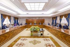 Première réunion du haut conseil pour l'orientation stratégique de « TAAZOUR »