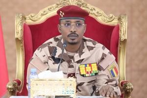 Tchad : le président du CMT en visite en Mauritanie