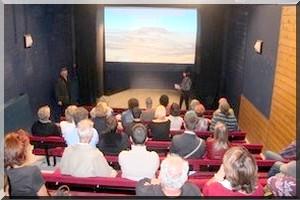 Conférence 'sur les traces de Théodore Monod en Mauritanie' par le Pr Tillet