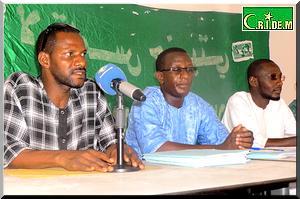 TPMN  compte saisir la Cour africaine des droits de l'homme - [PhotoReportage]