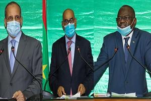 Trois ministres commentent les résultats du conseil des ministres du 23 juillet 2020