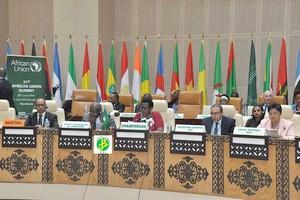 Démarrage des réunions de la 36ème session du comité des représentants permanents de l'Union Africaine