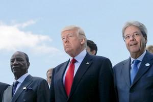 Trump inflexible au G7, qui أ©choue أ s'entendre sur le climat