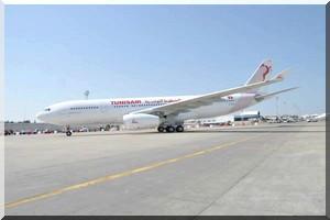 1d780b8af67f 10-06-2015 19 30 - Tunisie - Transport aérien   Tunisair prend possession  de son nouvel Airbus A330
