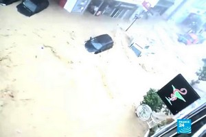Vidéo. Tunisie : inondations meurtrières au Cap Bon