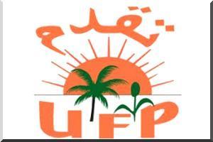 UFP : Condoléances