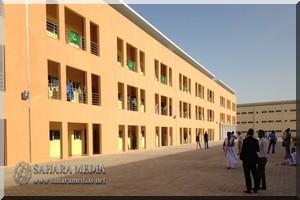 Universitأ© de Nouakchott Al Aasriya : Note d'information