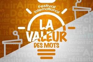 Lancement du festival international «La valeur des mots » au centre culturel marocain 10 juin 2021
