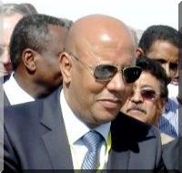 <b>...</b> l' Administrateur Directeur Général de la SNIM, <b>Taleb Ould</b> Abdi Vall, <b>...</b> - vall_abdi_ould_taleb