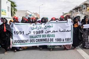 Mauritanie : arrestation de manifestants contre la Loi d'amnistie de 1993
