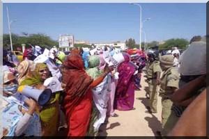 Société: Journée internationale de la violence faite aux femmes.