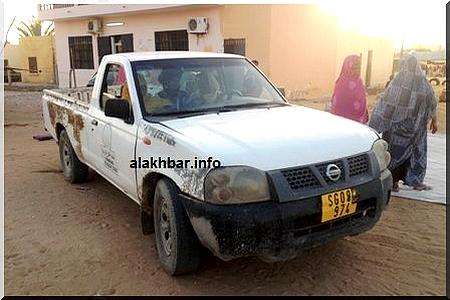 Nouakchott- Elections: un véhicule du gouvernement au service de l'UPR dans article voiture_gov_en_campagne_pour_upr_nouakchott
