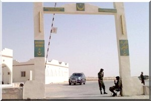 Mauritanie: voyageurs et vأ©hicules bloquأ©s أ la frontiأ¨re avec le Maroc