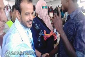 Le candidat Mohamed Lemine El Mourteji tient des réunions de sensibilisation et effectue des arrêts sur la route de l'Espoir