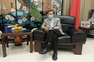 Entretien avec Son excellence Zhang Jianguo, ambassadeur de Chine en Mauritanie