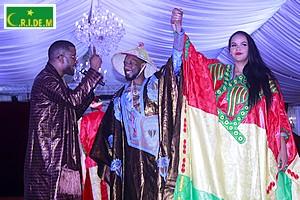 Ziz Fashion a encore dignement représenté le drapeau mauritanien à Dakar, acte I [Vidéo & PhotoReportage]
